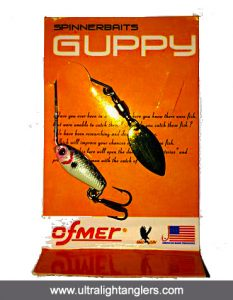 Ofmer Spinnerbaits Guppy