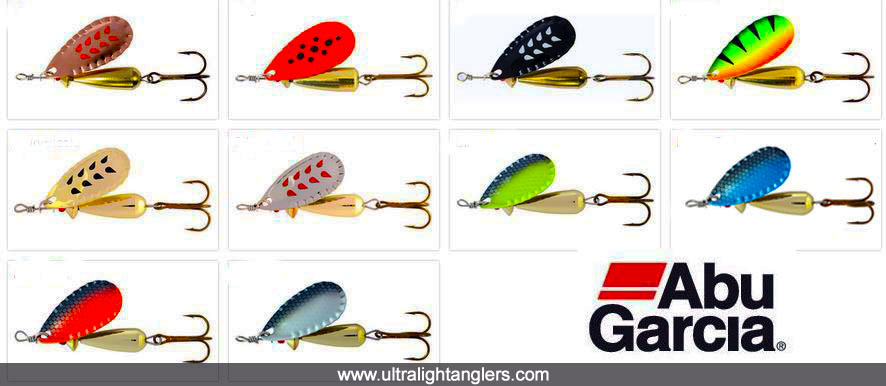Abu Garcia Droppen Spinner Lures 6g