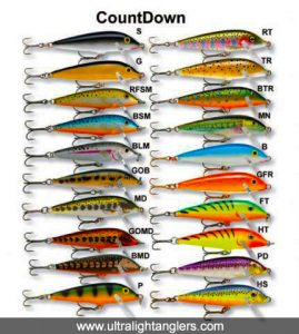 Rapala Count Down 3