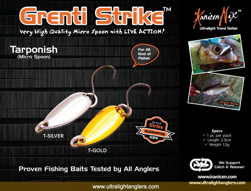 Grenti Strike Tarponish 1.5g