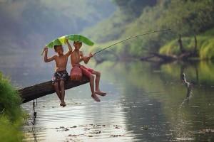 memancing-zaman-kanak-kanak