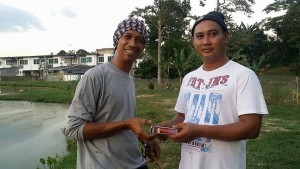 santai ultralight anglers