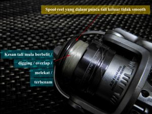 ultralight-anglers-punca-reel-spool-dalam-tali-keluar-tidak-smooth