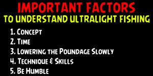 factors-to-understand-ultralight-fishing