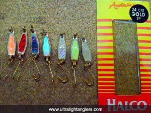 Halco 1.5g Micro Spoon