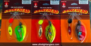 Seahawk Spinnerbaits
