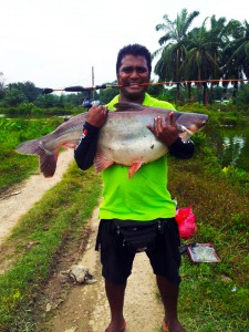 Patin-22kg on ultralight